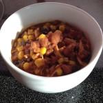 Chicken/Salsa Stew